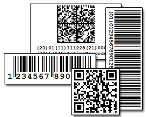 ActiveBarcode Barcode solution for office and developers